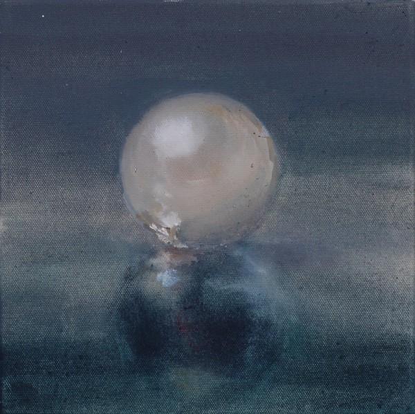 ohne Titel, Eitempera auf Leinwand, 30 x 30 cm, 2013